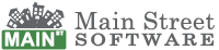 Main Street Software Logo