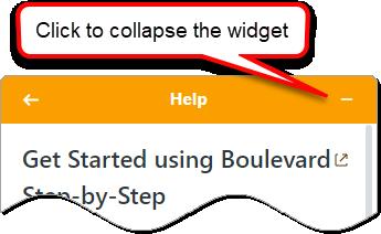 Collapse Widget